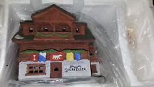 Dept 56 Heritage Alpine Village Series Besson Bierkeller #6540-4 Christmas