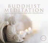 Buddhist Meditation [CD]
