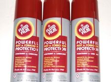 (3) Pack AS11 Fluid Film Rust & Corrosion Protection Aerosol 11.75 Oz