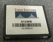 Cisco 16-2856-01 512MB CompctFlash CF memory Card - FREE SHIP!