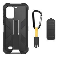 Multifunctional Case for Ulefone Armor 7 / 7E with Back Clip & Carabiner Cover