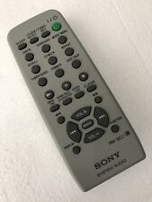 SONY Remote Control RM-SCL1 ORIGINAL to Audio System CMT-CL1, CMT-CL11, HCD-CL1