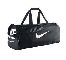 "Nike MAX AIR Team Training Large Duffel 29"" Black Gym Bag (BA4892 001)"