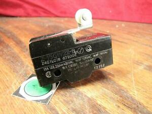 Omron Limit roller lever Switch  # Z-15GW22-B
