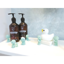 "Smiski Bath Series ""Glow in the dark"" collectable figurines art toys"