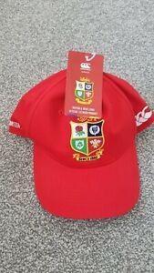 Canterbury British and Irish Lions cap