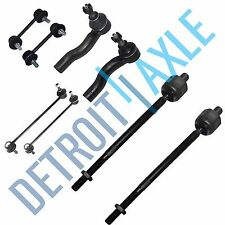 Brand NEW Front and Rear Sway Bar End Links + 2 Outer & 2 Inner Tie Rods RAV4