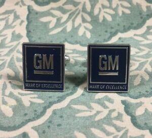 Balfour General Motors Cufflinks