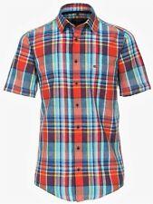 CASAMODA Herren Hemd Kurzarm Übergröße Größe 2XL 3XL 4XL NEU UVP ab 49,99