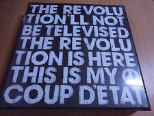 G-DRAGON - COUP D'ETAT (LIMITED PROMO) VINYL LP BOX SET