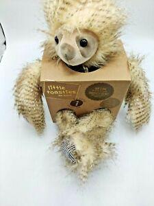 Sloth Heat and Hug Plush Stuffed Animal New in Box Little Toasties (M1)