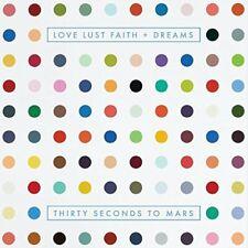 30 Seconds To Mars - Love Lust Faith + Dreams [CD]