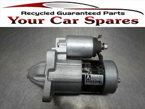 Mazda 626 Starter Motor 1.8cc 16v Petrol Manual 97-02