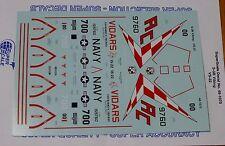 Microscale Decal 1:48 Scale #48-1073 / S-3B Viking: VS-22