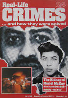 Real-Life Crimes Issue 24 - The Kidnap of Muriel McKay Hosein brothers