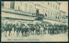 Gorizia Città Militari cartolina QT0979
