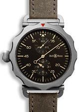 Bell & Ross Vintage WW2 Regulateur Heritage BRWW2-REG-HER/SCA Wrist Watch for Men