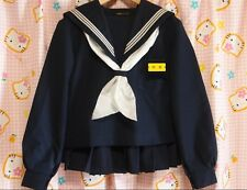 ^_^ Japanese SchoolGirl Uniform Winter ! Excellent Condition. Name Tag! EB88