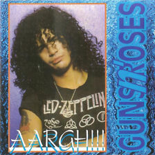 "CD rare GUNS N' ROSES LIVE ""AARGH!!"" Mannheim, Germany, August 24, 1991"