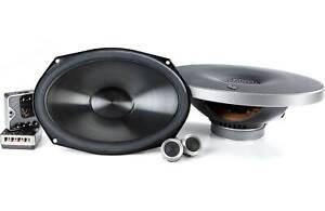"Infinity Primus PR9610cs 6""x9"" 100W RMS Component Speaker System *PR9610CS"