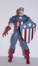 marvel universe CAPTAIN AMERICA series 2 008 2010 legends action figures HASBRO
