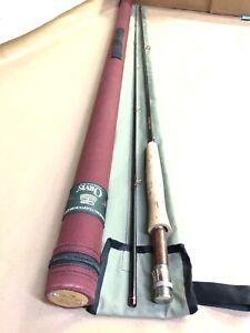"""Orvis Trident 8'6"""", 4wt, 2pc Full Flex 5.5 Fly Rod"""