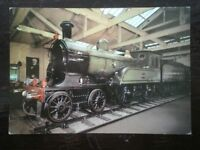 POSTCARD NORTH EASTERN RAILWAY LOCO NO 1621 AT THE NRM YORK