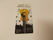 Rockin' Keys Acoustic Guitar Key Blank 87464 x 3