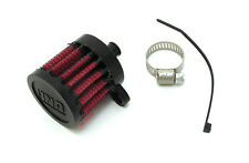 "UNI Crankcase Breather Filter Push In - 3/8"" - UP-122"