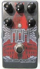 Used Catalinbread RAH Royal Albert Hall Overdrive Guitar Effects Pedal!