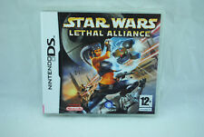 Jeu STAR WARS LETHAL ALLIANCE Version FR pour Nintendo DS Neuf sous blister