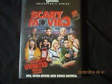 scary movie 3.5 Dvd unrated version dimension collector's series