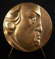 Médaille Louis Marchand compositeur organiste claveciniste musicien XVIIIe 1982