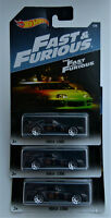 Lot 3 Hot Wheels Honda S2000 Fast And Furious 1:64