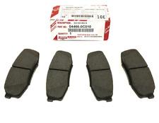 GENUINE TOYOTA OEM Toyota Tundra/SEQUOIA REAR Brake Pad Kit 04466-0C010