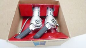 Shimano Dura Ace Friction Bar End Gear Shifters - NOS, Boxed