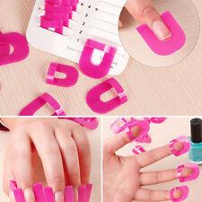 26 Pcs Nail Polish Glue Model Spill Proof Manicure Protector Tools 1 Sticker