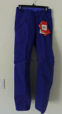 The North Face Women's Freedom Insulated Ski Snow Pants Lapis Blue Size XS New