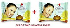 Dxn Ganozhi Soap Bar With Ganoderma Lucidium Natural Soap - 75 gm, Pack of 2