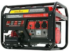 Stromaggregat E-Starter 2800W Benzin 230V Stromerzeuger EC2800ECJ , 02424, 12345