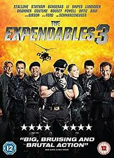 The Expendables 3 [DVD], , Used; Very Good DVD