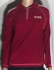 Oklahoma Sooners NCAA College Starter Womens Small 4/6 Red Sweatshirt Pullover