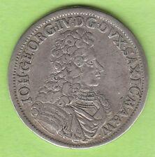 Sachsen 1/3 Taler 1694 sehr selten nswleipzig