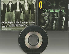 311 Do you Right w/ RARE EDIT 1993 USA PROMO Radio DJ CD Single MINT