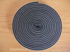 5m Negro De Doble Cara Cinta De Espuma de Celdas Cerradas De 10 Mm De Ancho X 4.5 mm De Espesor