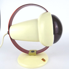 PHILIPS industrial Infraphil lamp CHARLOTTE PERRIAND Rot-Licht Lampe ArtDeco 30s