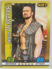 Slam Attax - #A023 Drew McIntyre - 10th Edition Exclusive