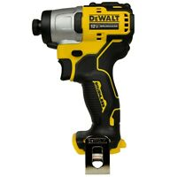 Dewalt DCF801 12V 1/4-in Li-ion Xtreme Brushless Impact Driver - Tool Only