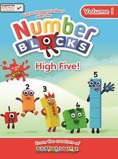 Number Blocks: High Five [DVD]