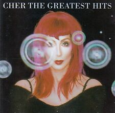 CHER : THE GREATEST HITS / CD - TOP-ZUSTAND